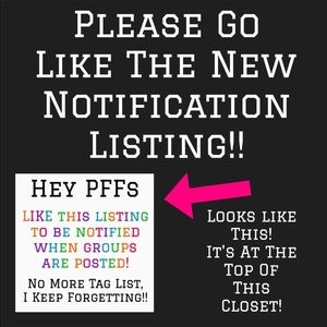 Please Like New Reminder Post, Groups are Posted